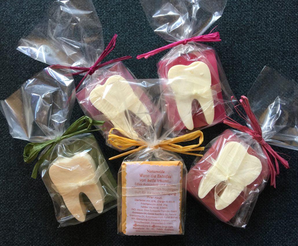 Giveaway Zahnseife Set