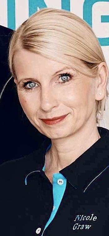 Dentalhygienikerin und Social Media Managerin Nicole Graw