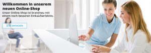Neuer Online-Shop von Pluradent: schnell, effizient und attraktiv