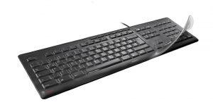 CHERRY WetEx®- der hygienische Tastaturschutz