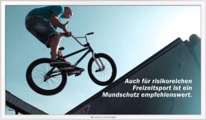 """Neuer Patientenfilm """"Sportzahnmedizin"""""""