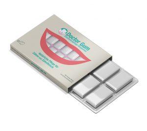 Nicht die Zähne an Plastik ausbeißen: Beovita stellt Kaugummi  Doctor Gum<sup>®</sup> mit Schwarzkümmelöl vor
