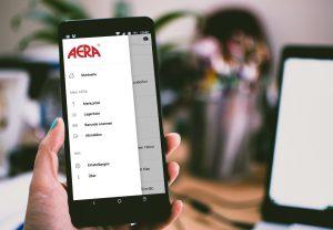 Plattformbetreiber AERA erweitert App um neue Funktion