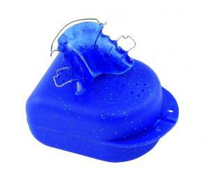 Neonblau vervollständigt das Orthocryl® Neonfarben Portfolio.