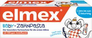 ÖKO-TEST: Bestnoten für elmex® Kinder-Zahnpasten