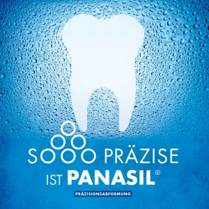Panasil® – Abformmaterial auf A-Silikon-Basis