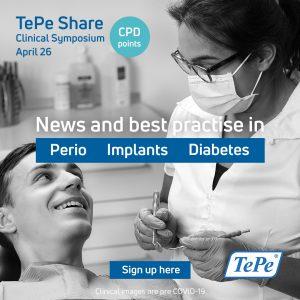 TePe Share Clincal Symposium