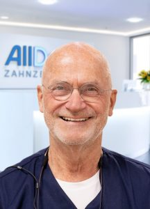 Dr. Wolfgang Bolz neuer Leiter AllDent Implantatzentrum