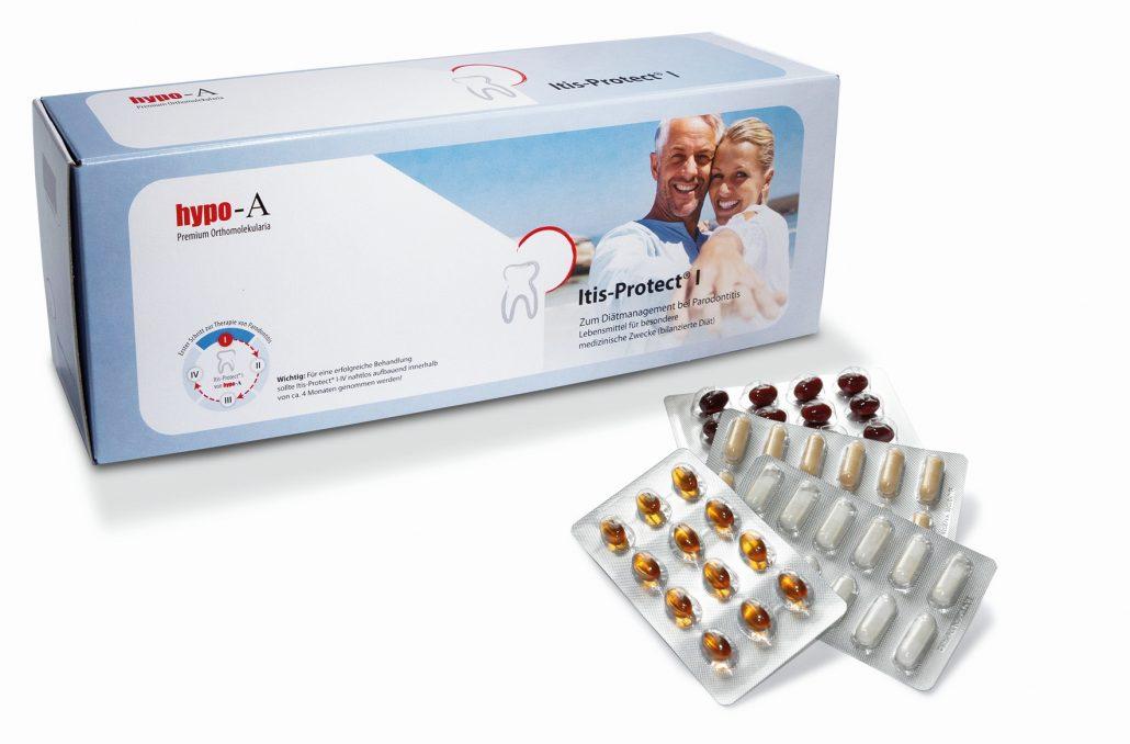 Itis Protect® zum Diätmanagement bei Parodontitis