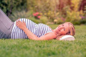 Zahngesund durch die Schwangerschaft