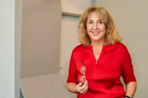 Referentin CP GABA-Webinar Halitosis: Susanne Lauterbach
