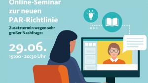 Zusatztermin Online-Seminar