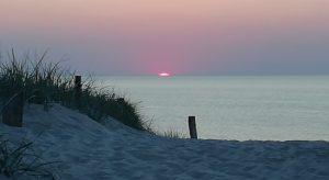 Sonnenuntergangsimpression