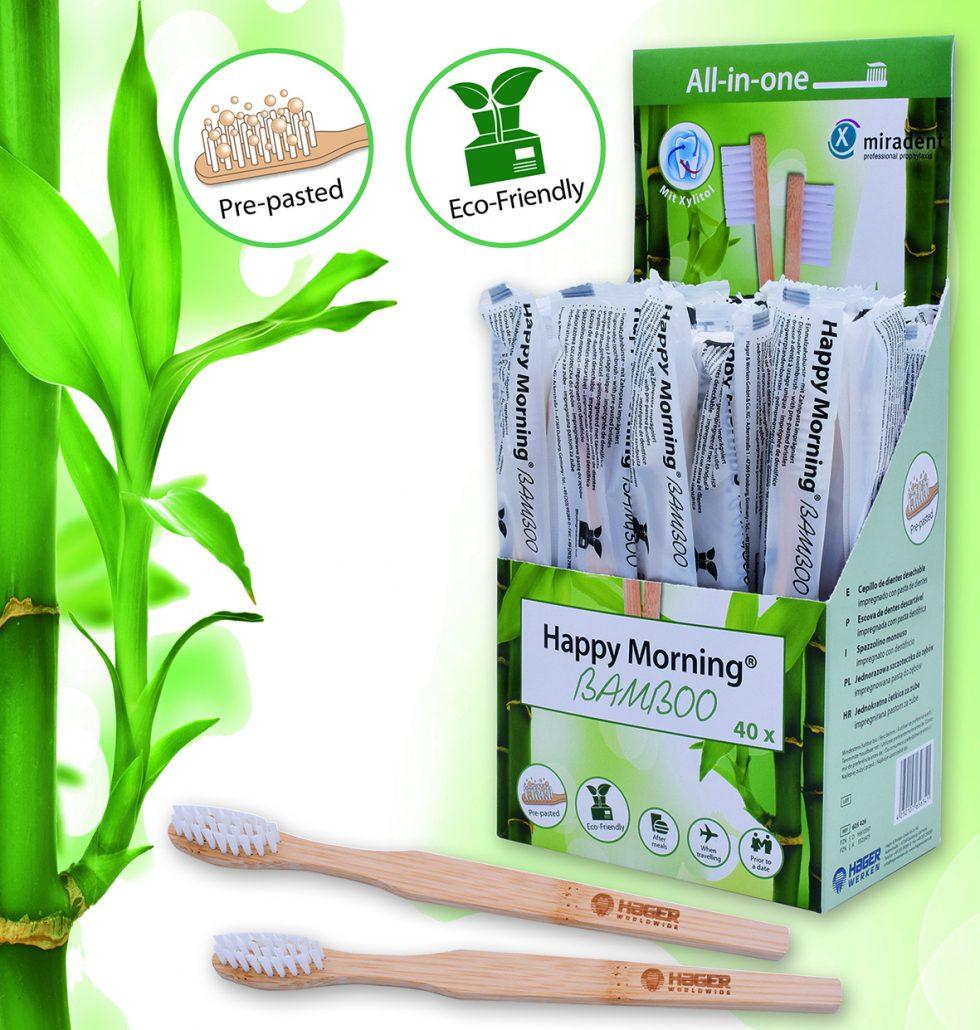 Die neue nachhaltige Happy Morning Bamboo.